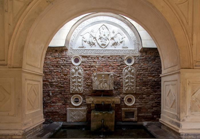 Potsdam Park Sanssouci: Friedenskirche