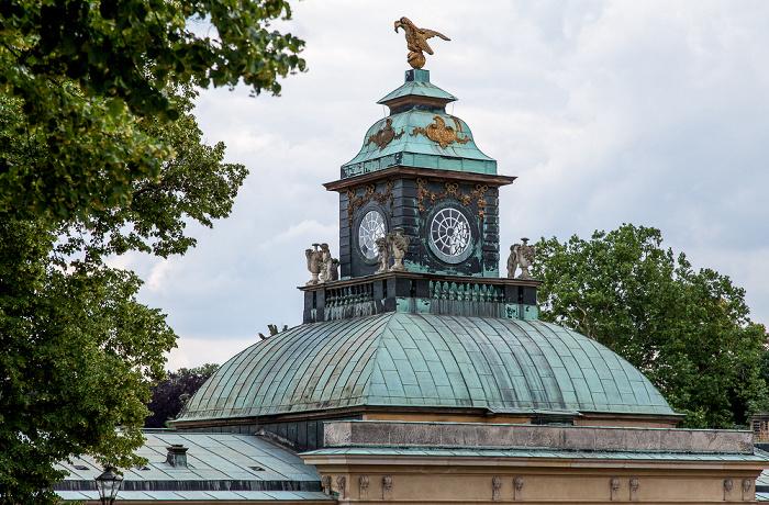 Potsdam Park Sanssouci: Neue Kammern