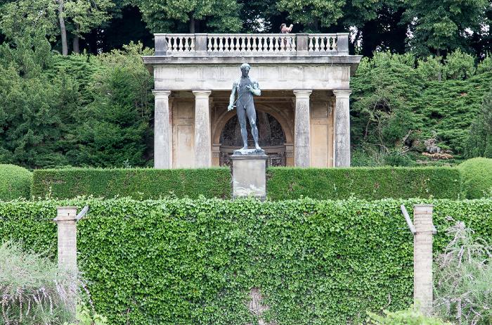Potsdam Park Sanssouci: Nordischer Garten