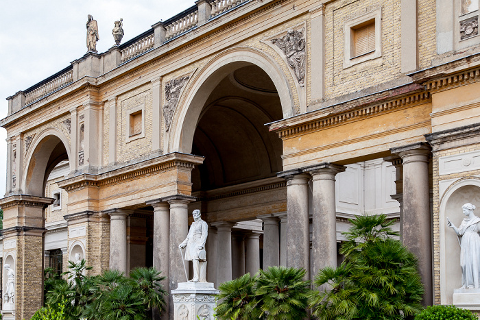 Potsdam Park Sanssouci: Orangerieschloss (Neue Orangerie)