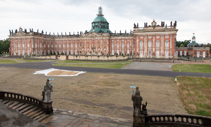 Potsdam Park Sanssouci: Neues Palais
