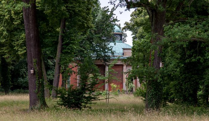 Potsdam Park Sanssouci: Antikentempel
