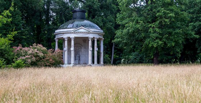 Potsdam Park Sanssouci: Freundschaftstempel
