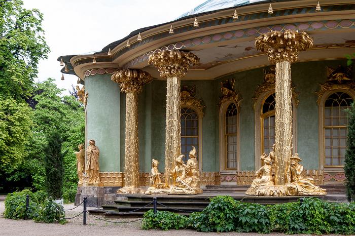 Potsdam Park Sanssouci: Chinesisches Haus (Chinesisches Teehaus)
