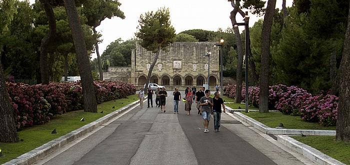 Fuorigrotta: Mostra d'Oltremare Neapel