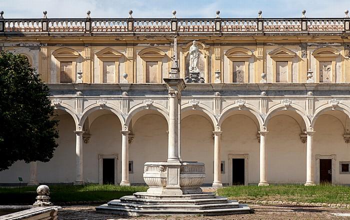 Neapel Certosa di San Martino