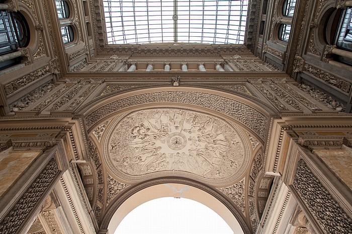 Neapel Galleria Umberto I