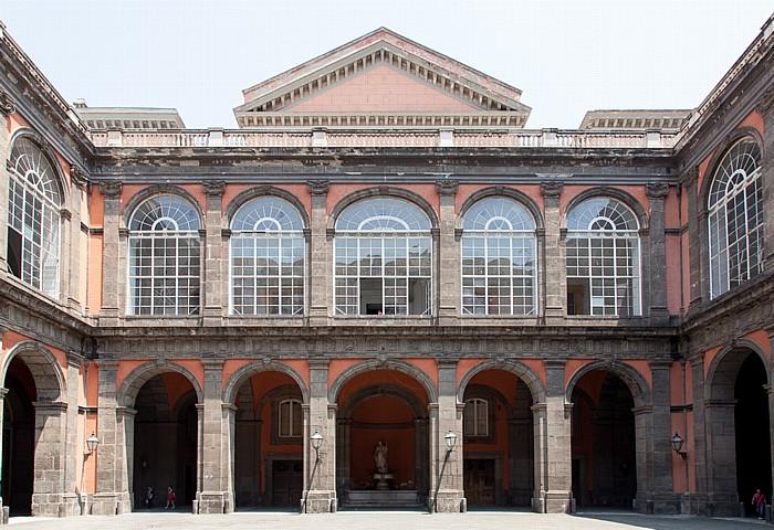 Neapel Palazzo Reale di Napoli