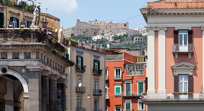 Neapel Centro Storico Castel Sant' Elmo Vomero