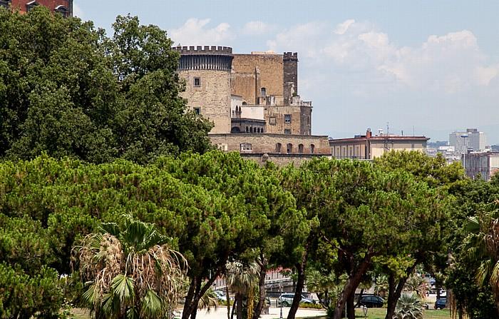 Centro Storico: Castel Nuovo Neapel