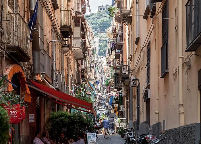 Neapel Centro Storico: Quartieri Spagnoli