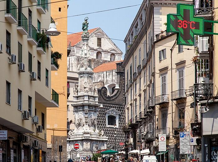Centro Storico: Calata Trinità Maggiore Neapel