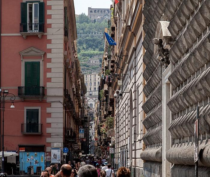 Neapel Centro Storico: Piazza del Gesù Nuovo - Chiesa del Gesù Nuovo (Trinità Maggiore)