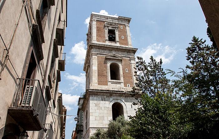 Centro Storico: Via Benedetto Croce - Basilica di Santa Chiara Neapel