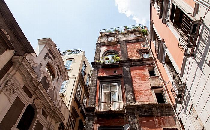 Neapel Centro Storico: Piazzetta del Nilo