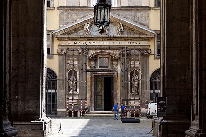 Centro Storico: Via San Biagio dei Librai Neapel