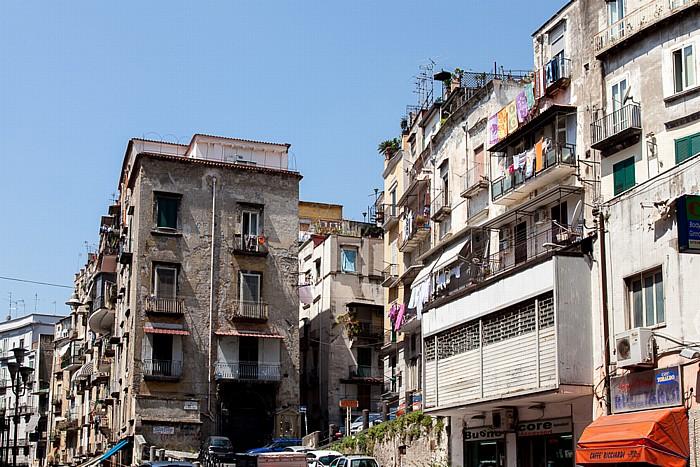 Centro Storico: Piazzetta Forcella Neapel