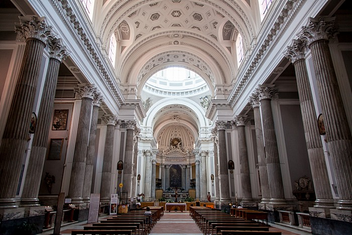 Neapel Centro Storico: Basilica della Santissima Annunziata Maggiore
