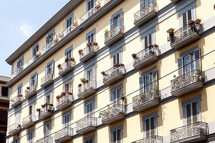 Centro Storico: Corso Umberto I Neapel