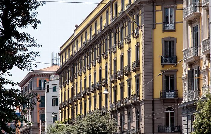 Centro Storico: Via Agostino Depretis Neapel
