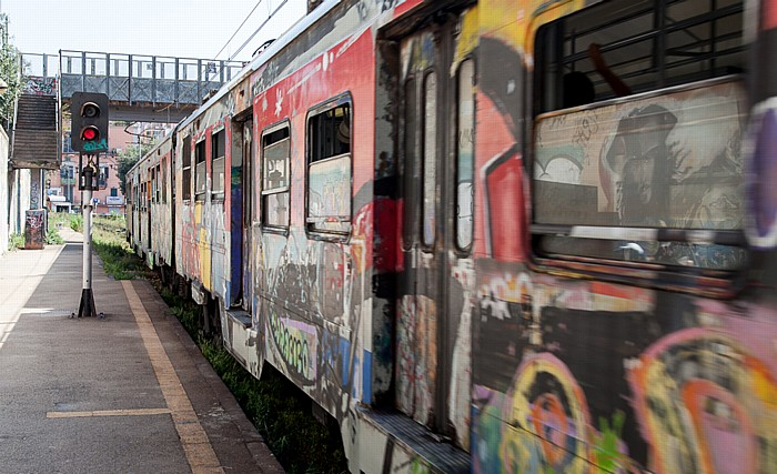 Bahnhof (Stazione di Pozzuoli Solfatara)