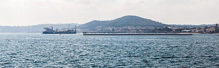 Pozzuoli Golf von Neapel, Monte Nuovo