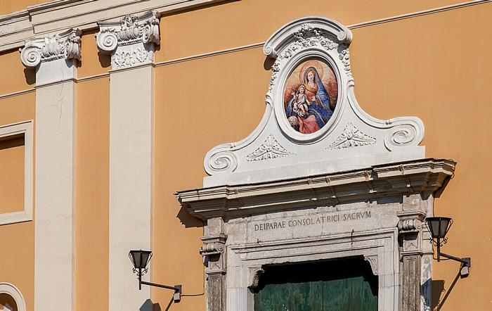 Pozzuoli Centro Storico: Santa Maria della Consolazione detta Del Carmine