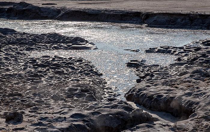 Pozzuoli Phlegräische Felder (Campi Flegrei): Solfatara (Cratere Solfatara)