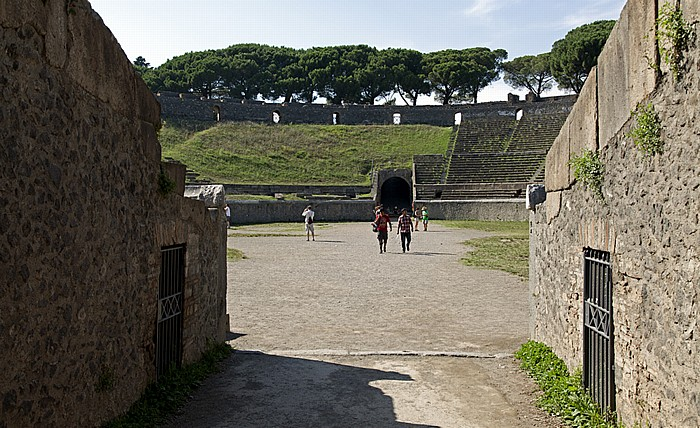 Pompeji Amphitheater