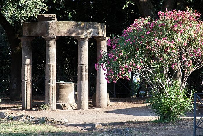 Pompeji Forum Triangulare