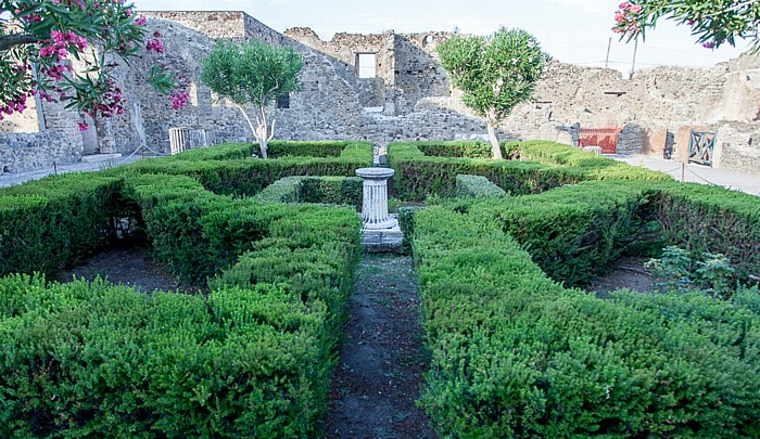 Pompeji Haus des Fauns (Casa del Fauno)