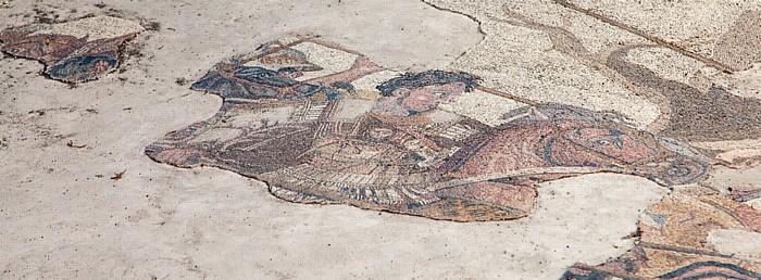 Pompeji Haus des Fauns (Casa del Fauno): Alexandermosaik