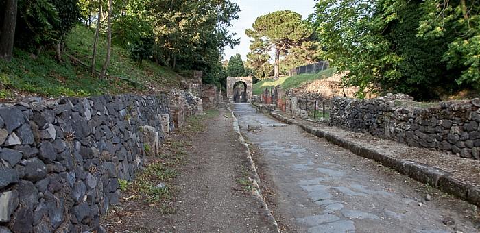Pompeji Via di Nola: Porta di Nola