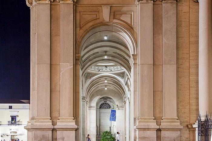 Pompei Heiligtum Unserer Lieben Frau vom Rosenkranz (Santuario della Beata Vergine del Rosario)