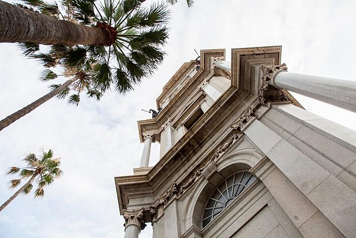 Pompei Heiligtum Unserer Lieben Frau vom Rosenkranz (Santuario della Beata Vergine del Rosario): Campanile