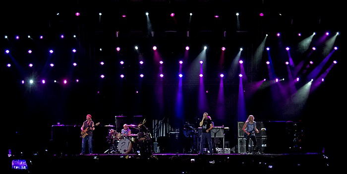 Ippodromo delle Capannelle (Rock in Roma): Deep Purple Rom
