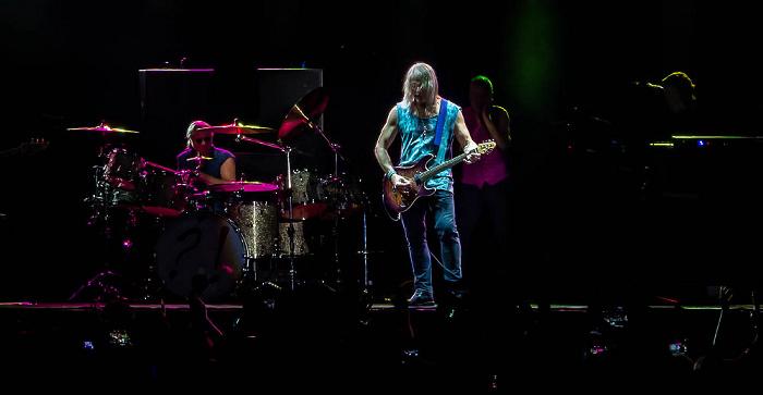 Ippodromo delle Capannelle (Rock in Roma): Deep Purple Rom Steve Morse