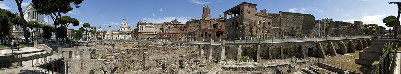 Trajansforum Rom