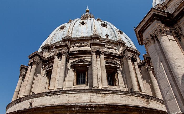 Vatikan Petersdom: Kuppel