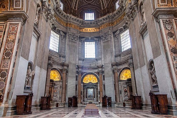 Vatikan Petersdom