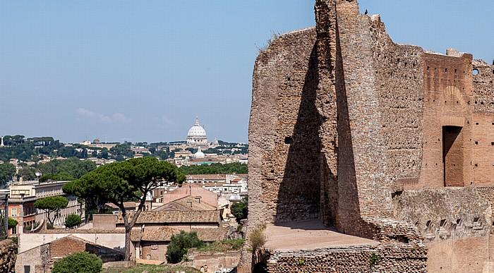 Rom Palatin Petersdom