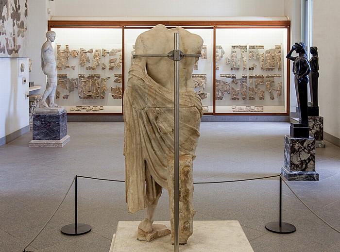 Rom Palatin: Museum