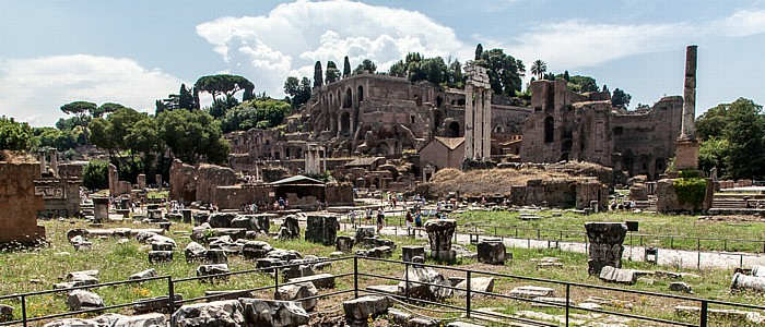 Forum Romanum / Palatin