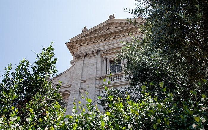 Forum Romanum: Santa Francesca Romana