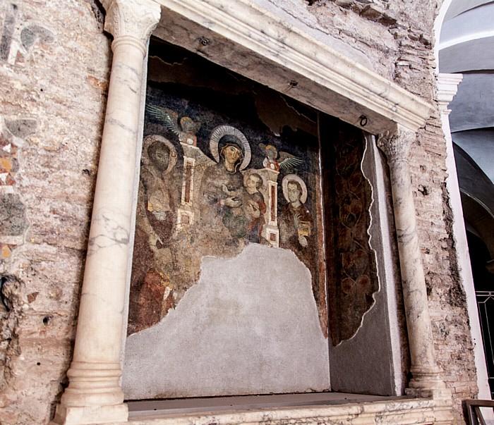 Forum Romanum: Tempel des Romulus Rom