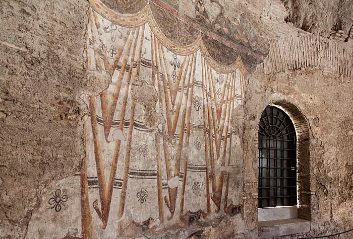 Forum Romanum: Tempel des Romulus