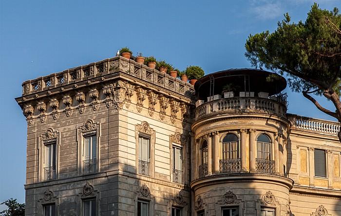 Rom Trastevere: Gianicolo