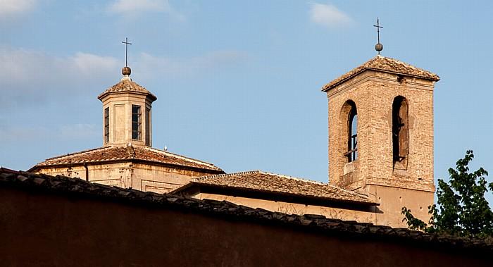 Rom Trastevere: Chiesa di Santa Maria della Scala