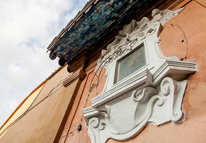 Rom Trastevere: Via Garibaldi
