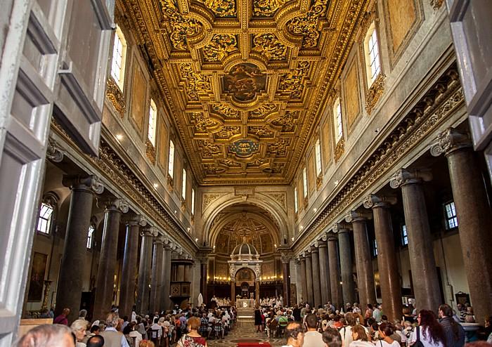 Rom Trastevere: Basilica di San Crisogono